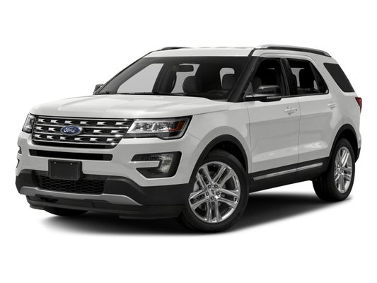 Ford Trucks 2016 >> 2016 Ford Explorer Xlt