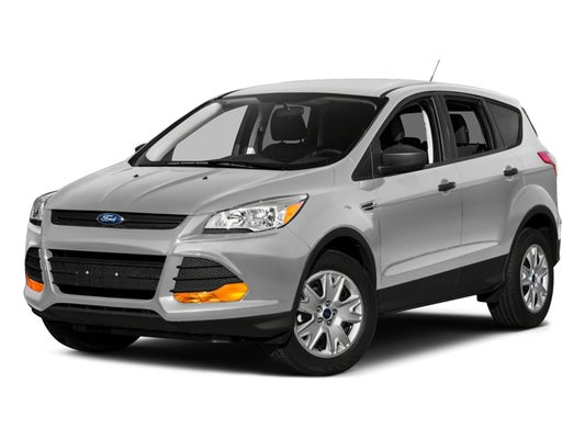 Ford Trucks 2016 >> 2016 Ford Escape S